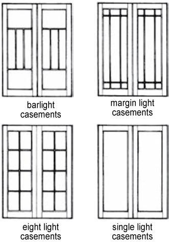 Window joinery details we manufacture any style window for 1920s window styles